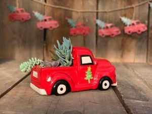 Little Red Truck Workshop